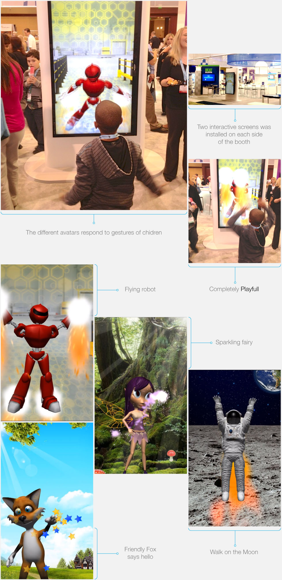 Kinect Avatar Game