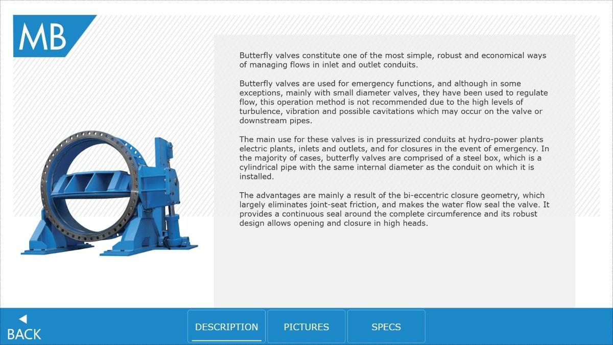 Orbinox app Product Description