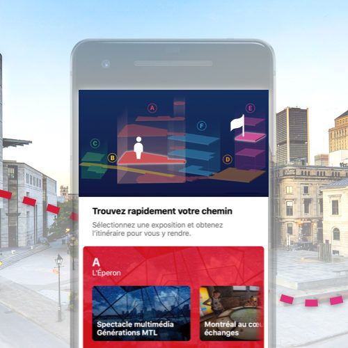 Pointe-a-calliere museum mobile app