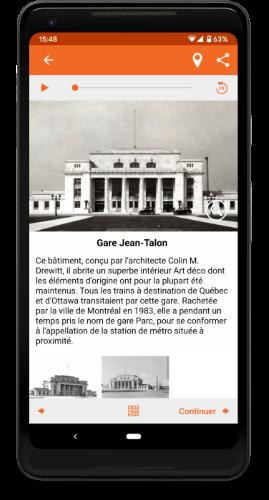 Application Mobile Muzeus